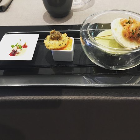Gerpinnes, Belgique : Quelques plats....