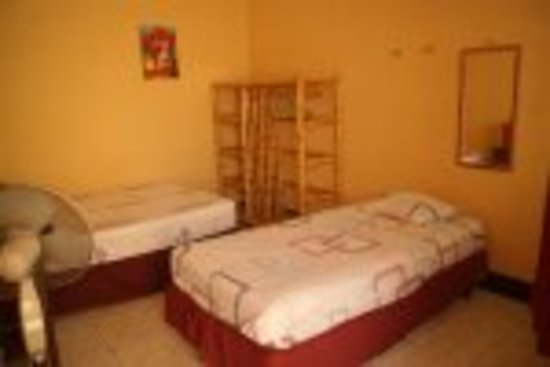 Hostel La Siesta: Saudade