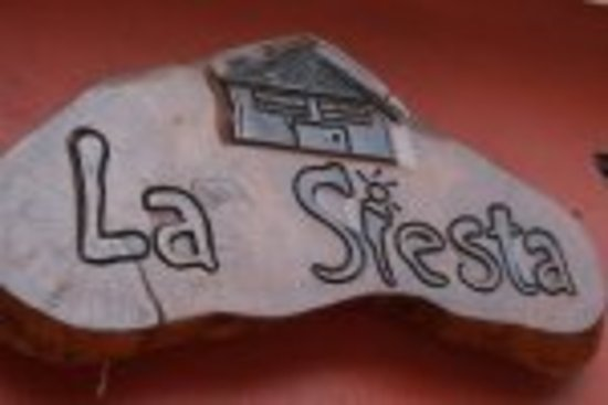 Hostel La Siesta: Welcome!