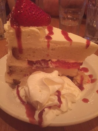 Armonk, Nova York: classic strawberry shortcake
