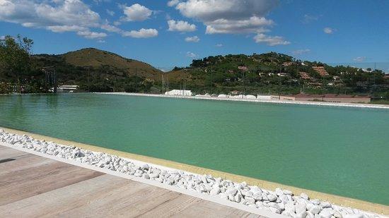 A Point Porto Ercole Resort & Spa: piscina esterna