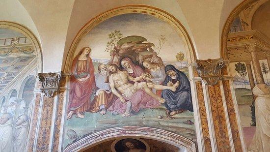 Monastero di Sant'Anna in Camprena: Idem