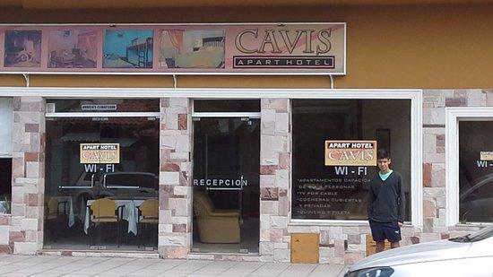 Apart Hotel Cavis