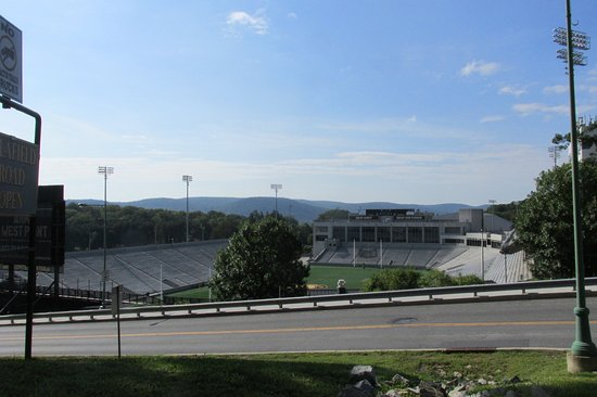 The Thayer Hotel: Mickie Stadium