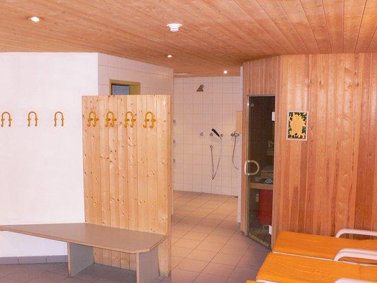 Alte Brauerei Hotel-Restaurant: Sauna & Dampfbad