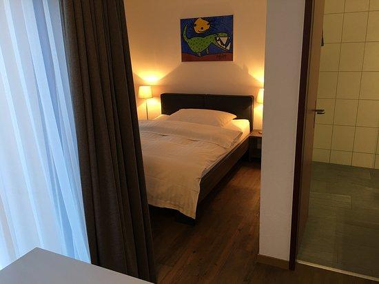 Alte Brauerei Hotel-Restaurant: Grand-LIt Zimmer