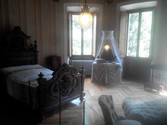 Gressoney Saint Jean, Itália: Camera da letto Regina Margherita