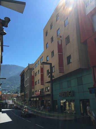 Hotel Andorra Palace