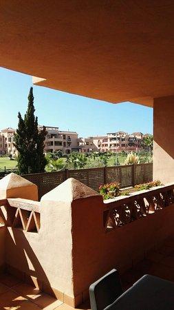 El Ejido, España: Vistas terraza
