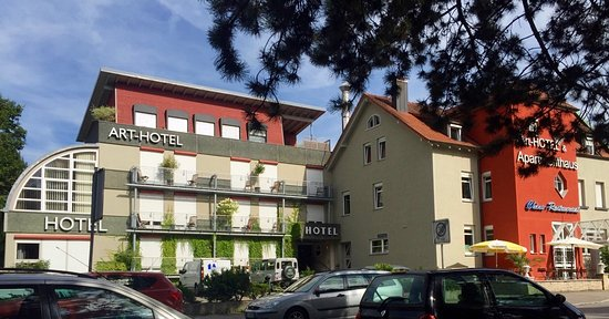 Das Art-Hotel in Weingarten 88250