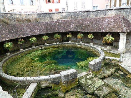 Tonnerre, Francia: La Fosse
