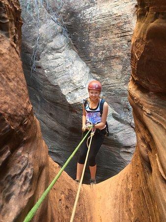 Springdale, UT: Zion Guru canyoneering