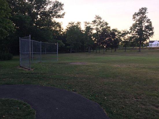 Fairport, NY: Egypt Park - softball field