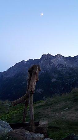 Riva Valdobbia, Italia: vista dal rifugio