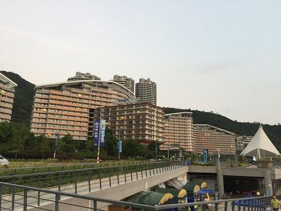 Xunliaowan Zhonghang Yuanyuhai Holiday Hotel