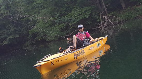 Turkey Point, Kanada: cool kayaks