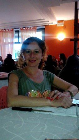Lubriano, İtalya: pronta la pizza???
