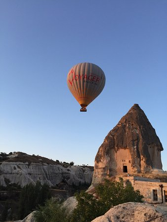 Travellers' Cave Pension: Wonderful experience and stay in Cappadocia