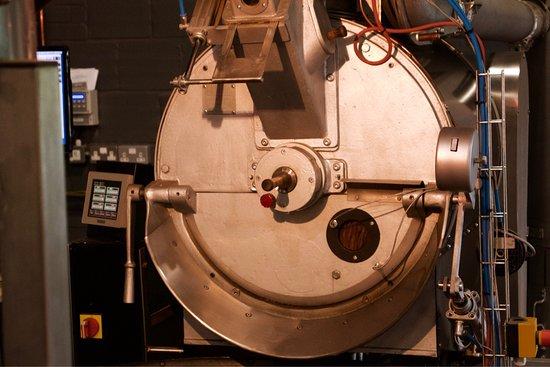 Axminster, UK: Coffee Factory