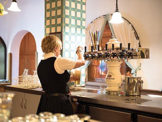 Unterfohring, Tyskland: Restaurant