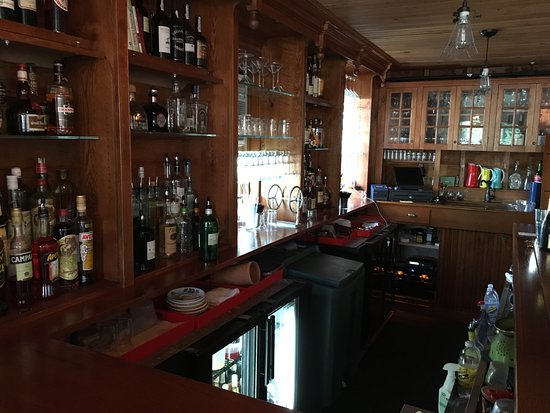 North Haven, ME: View of the Bar