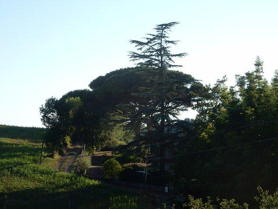 Saint-Avit-Senieur, Prancis: Un petit air de Toscane