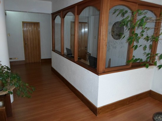 Waeger Hotel Osorno: pasillos