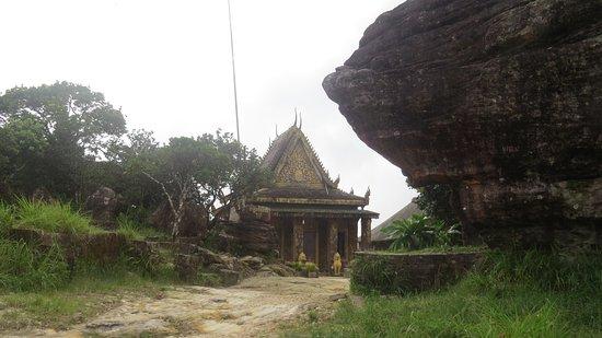 Kampot, กัมพูชา: Temple