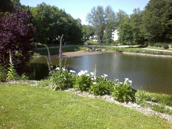 Parc de la Penfeld : bel endroit en ville