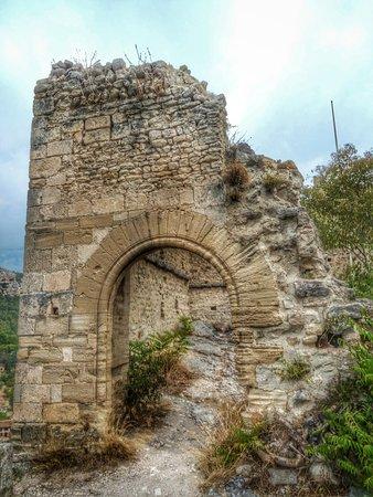 Provence, Fransa: Das alte Schloss (1)