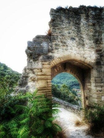 Provence, Fransa: Das alte Schloss (3)