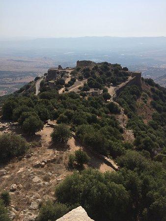 Golan Heights: Nimrod Fortress