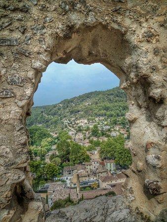 Provence, Fransa: Das alte Schloss (4)