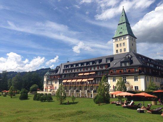 Schloss Elmau-bild