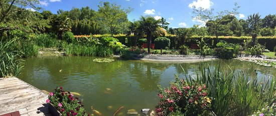Les jardins de Louanne