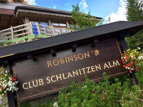 robinson club schlanitzen alm picture of robinson club. Black Bedroom Furniture Sets. Home Design Ideas
