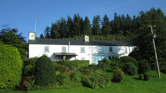 Aberdyfi (Aberdovey), UK: The House