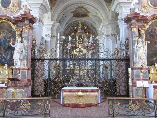 St. Peter im Schwarzwald, Γερμανία: Interior