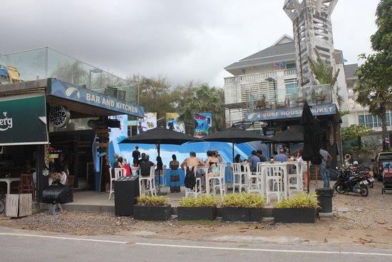 Surf House: 서퍼 하우스 전경