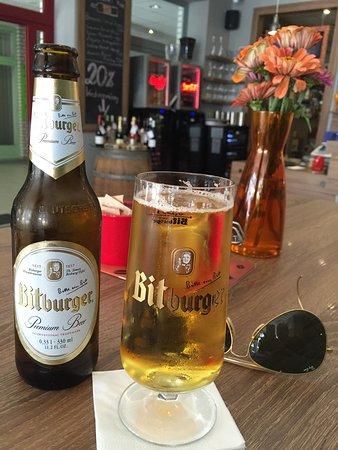 Szombathely, Hungría: Van sör is :)