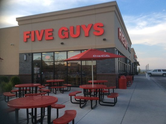 five guys rapid city sd