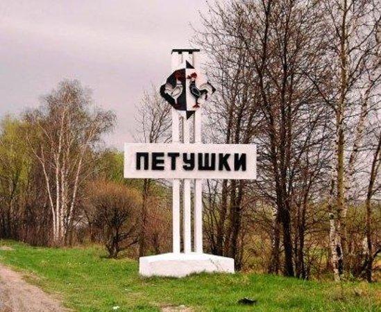 Petushki, Russland: город Петушки