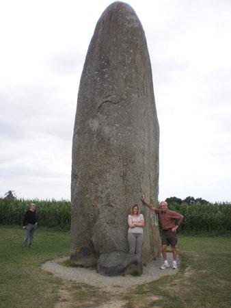Dol-de-Bretagne, Francia: le champ dolent