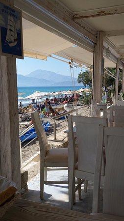 Kalamaki, Greece: Η υπέροχη θέα !