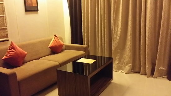 The Haven Serviced Residences: living