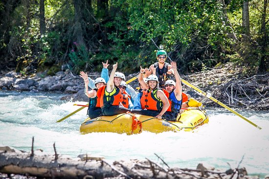 Glacier Raft Company - Day Tours : Rafting with the Glacier Rafting Company!