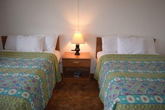 Wachapreague, VA: Updated Inn room
