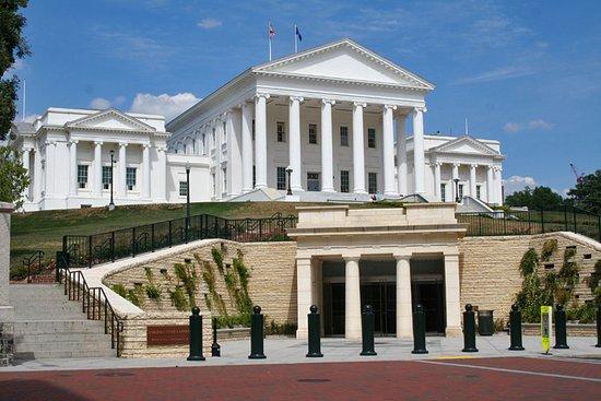 Virginia Capitol Building: VA Capitol Tours - Public Entrance on Bank Street
