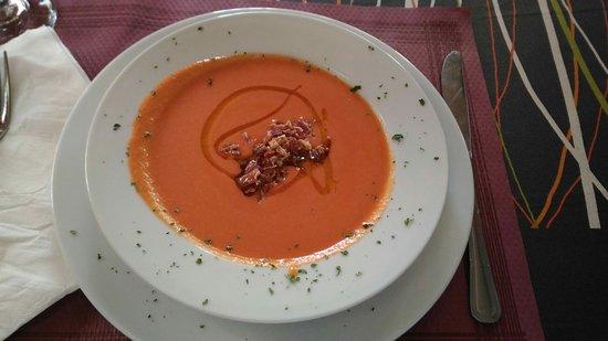 Benalúa de Guadix, España: Restaurante La Cueva Del Paladar