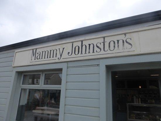 Strandhill, Irlanda: Mammy Johnstons Ice Cream